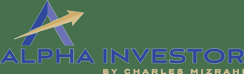 Alpha Investor by Charles Mizrahi Logo