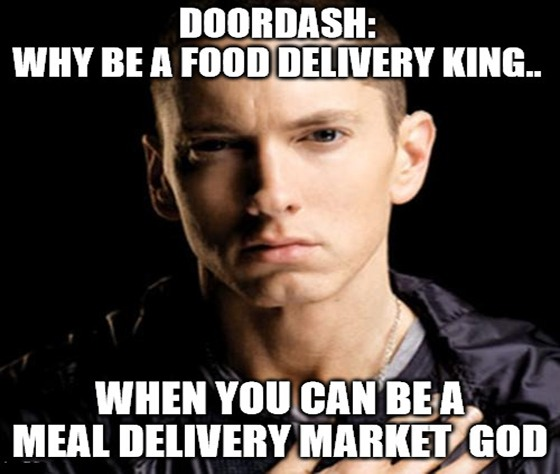 DoorDash will officially go public. Great Stuff has all the deets … and a question or two just for you Great Ones.