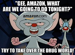 Amazon launched Amazon Pharmacy, an online and mobile prescription drug service.