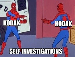 The government agency that approved the Kodak deal — the U.S. International Development Finance Corp. (DFC) — just investigated itself.