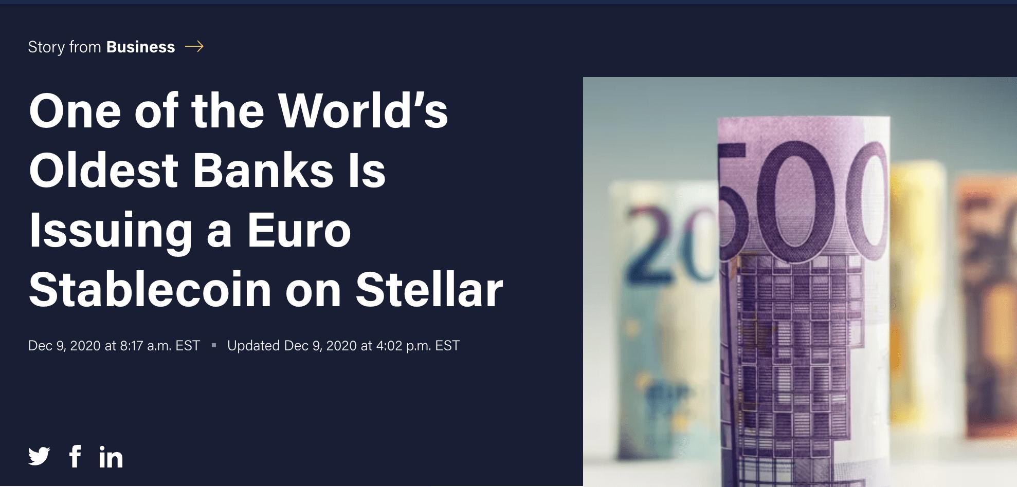 Euro Stablecoin