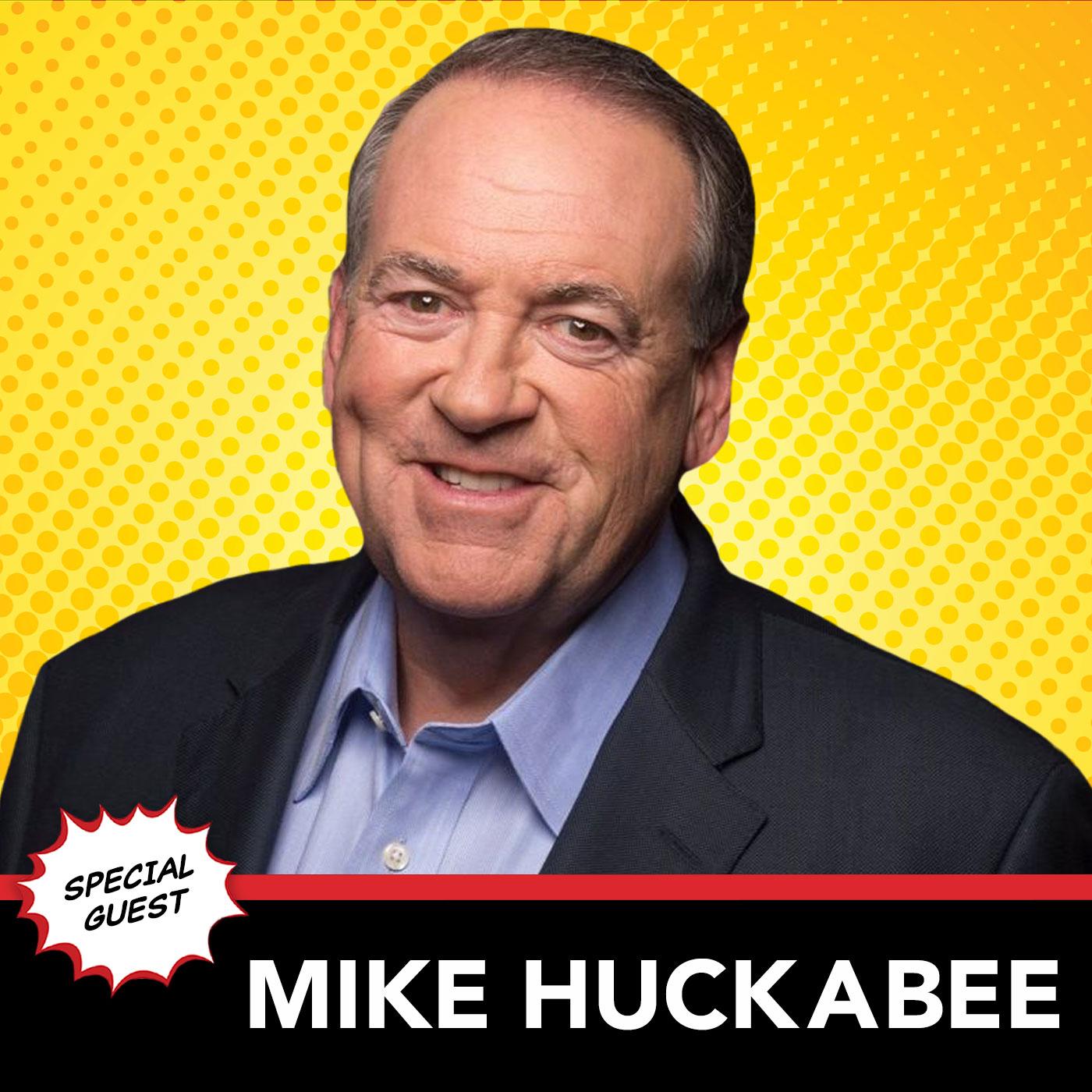 Charles Mizrahi Show - Mike Huckabee