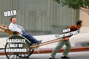 Now that Prop. 22 has passed, Uber is announcing that riders will have to shoulder increased costs after all.