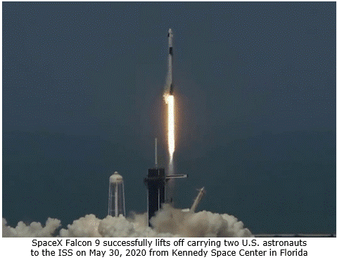 SpaceX Falcon 9 Launch 2020