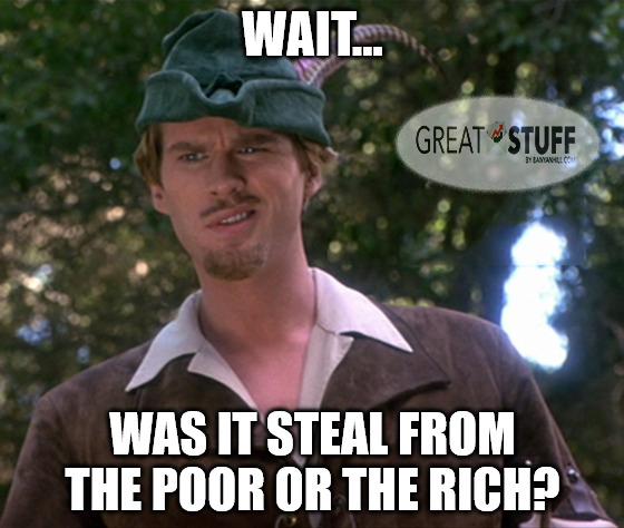 Does Robinhood work for Prince John meme big