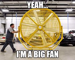 Honeywell earnings big fan meme