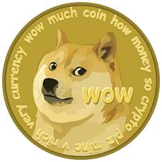 Dogecoin shibu coin logo