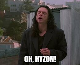 Hyzon Motors: Oh, Hyzon! Meme