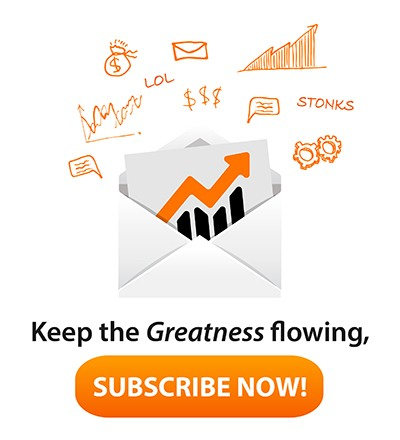 Subscribe to Great Stuff Now!