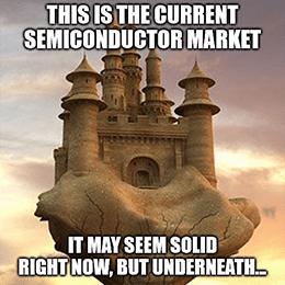 Broadcom's semiconductor sandcastle isn't solid meme