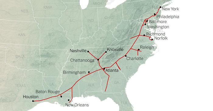 Colonial Pipeline cyberattack impact