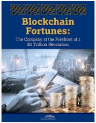 paul blockchain fortunes free report cover image