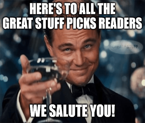 Great Gatsby Great Stuff Picks Meme