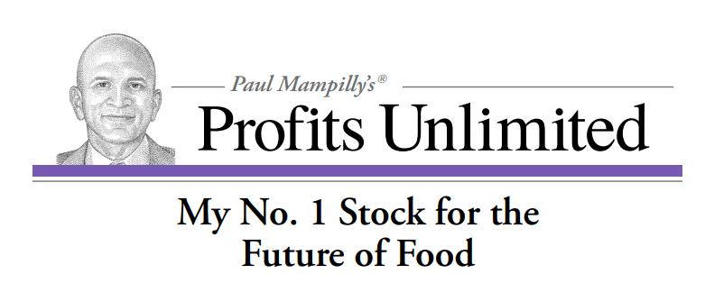 profits unlimited stock future of food