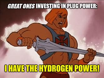He Man Plug power Save the hydrogen meme
