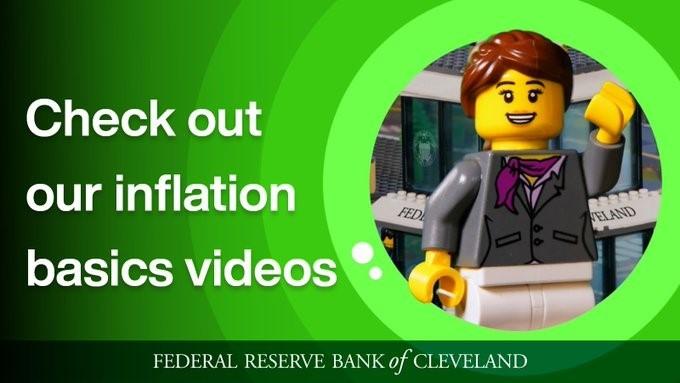 Fed uses Lego to explain inflation basics meme