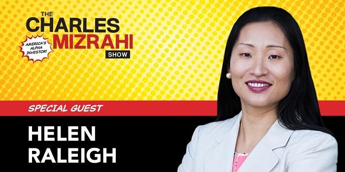 helen raleigh charles mizrahi show podcast