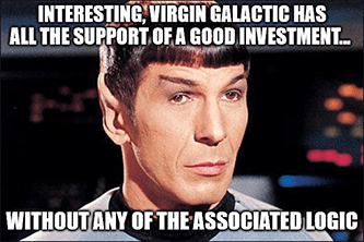 Virgin has all support good investment associated logic meme - july jobs gs