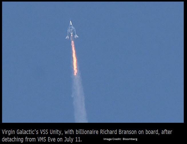 rocket lunching