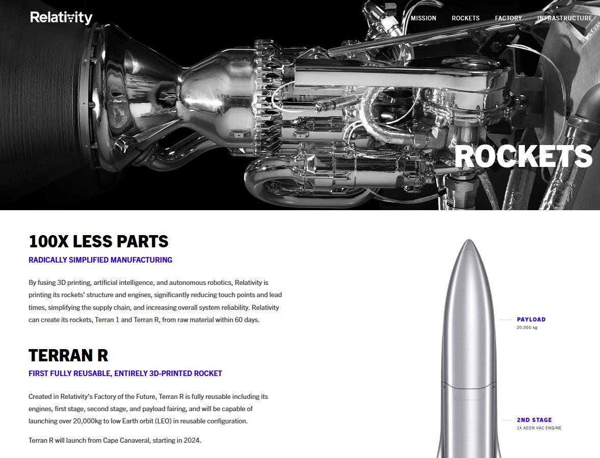 rocket info