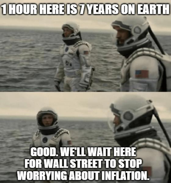 Interstellar Inflation wait for Wall Street worrying here meme big