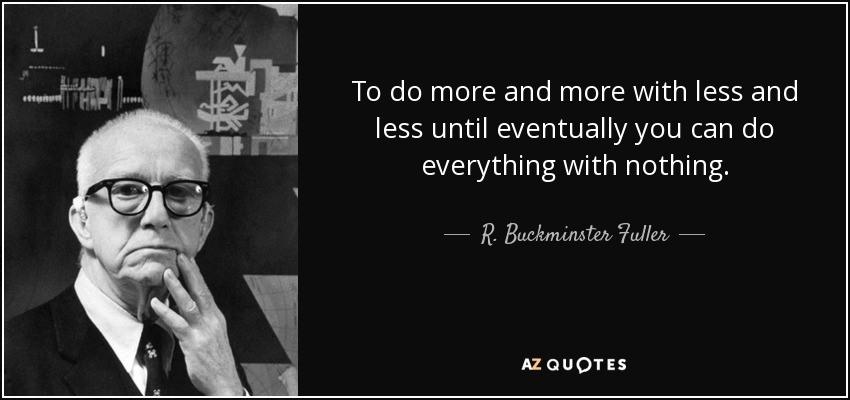 Fuller quote