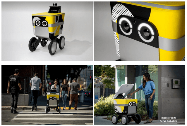 autonomous delivery bots