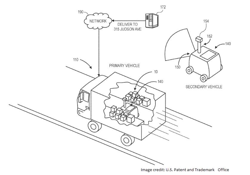 robotic technology illustration trademark
