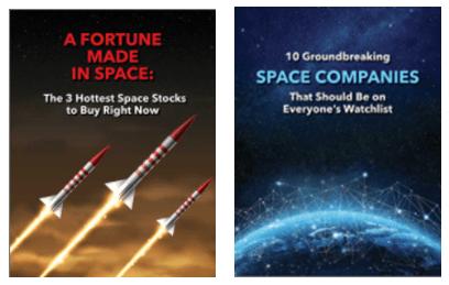 space mega trends books