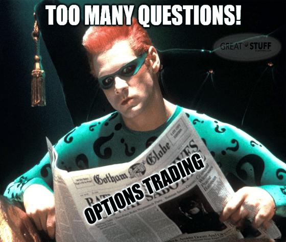 too many questions Robin options trading meme big