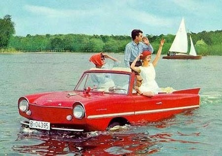 technology innovation floating car
