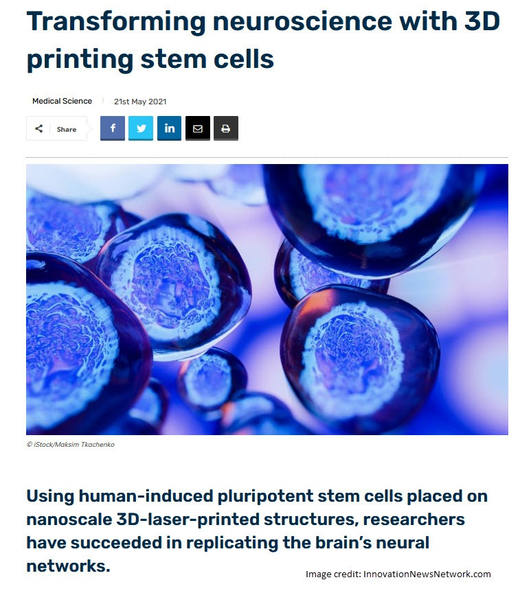 cell article