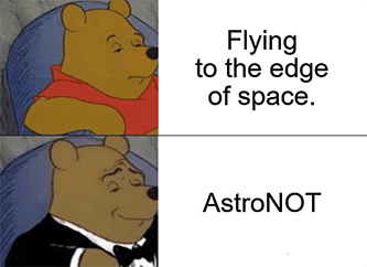 Winnie the Pooh AstroNOT Meme - September China EV edition