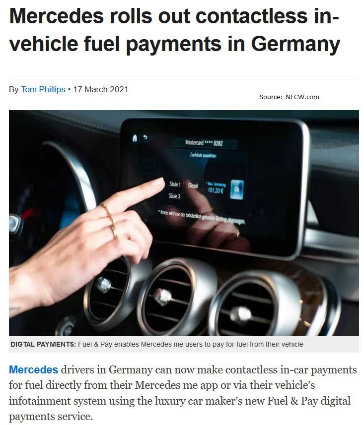 Mercedes Headlines