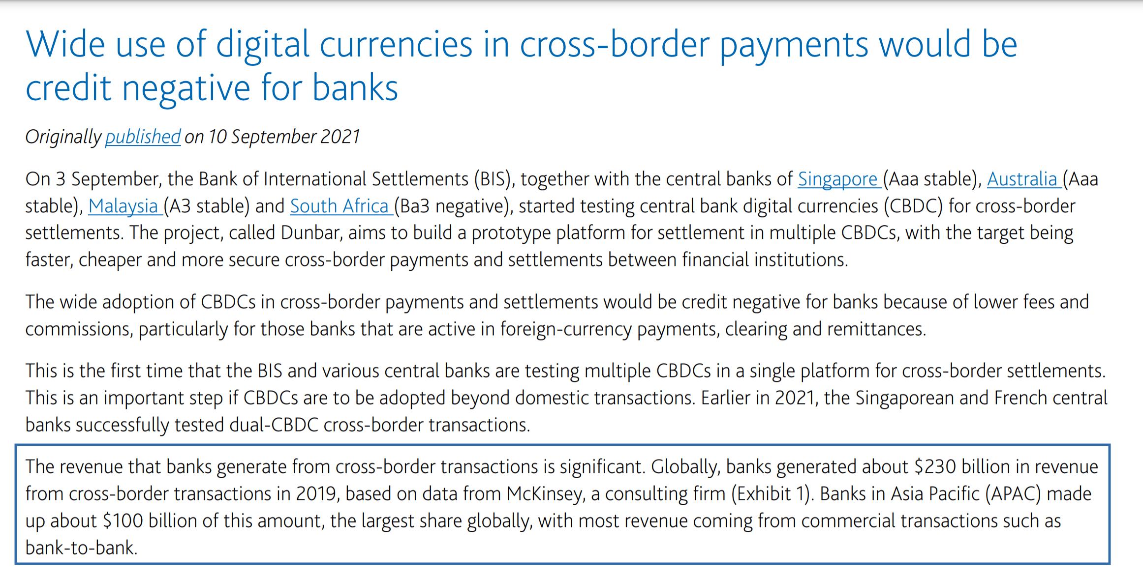 Cross-Border Transactions