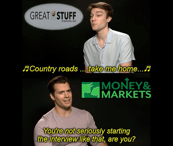 Great Stuff Interview O'Dell meme big