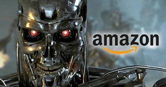 Amazon Logo Terminator Meme