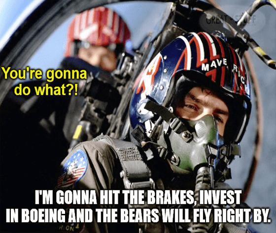 Boeing Flying Bears Tom Cruise Meme Big
