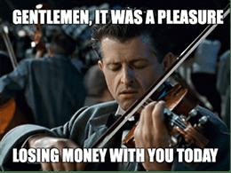 Pleasure Losing With You Titanic Meme